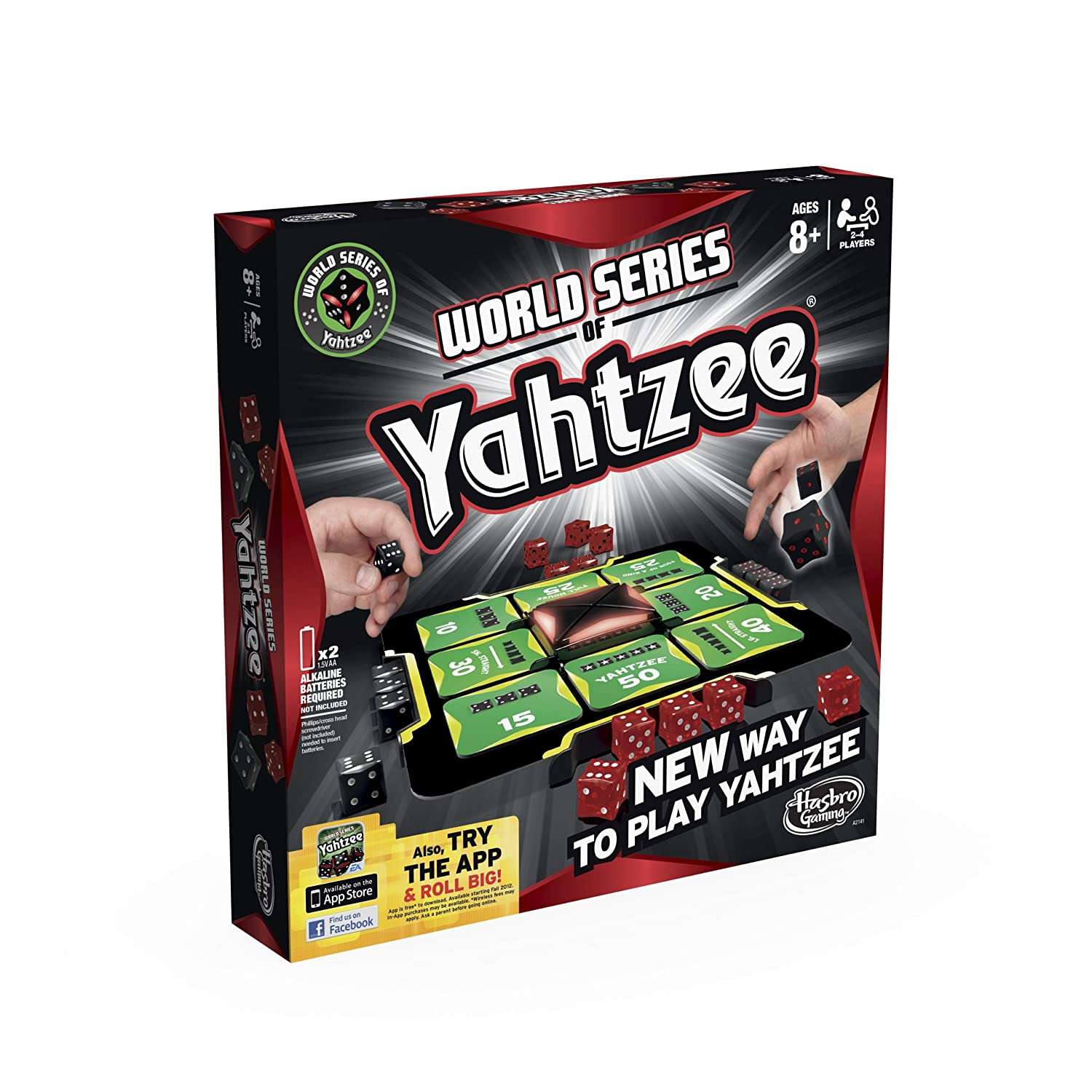 World Series of Yahtzee (Englische Sprache) [UK Import]