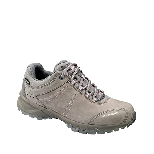 Womens Wander-Schuh Mercury III Mid GTX Low Rise Hiking Boots, Ash-Rose, 8.5 Mammut
