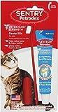 SENTRY Petrodex Dental Kit for Cats, Malt Toothpaste, 2.5 oz
