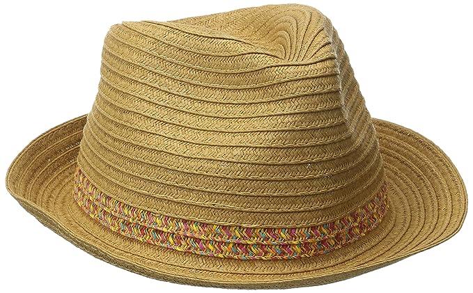 e480e0ea0 San Diego Hat Company Women's Panama Hat with Contrast Inset