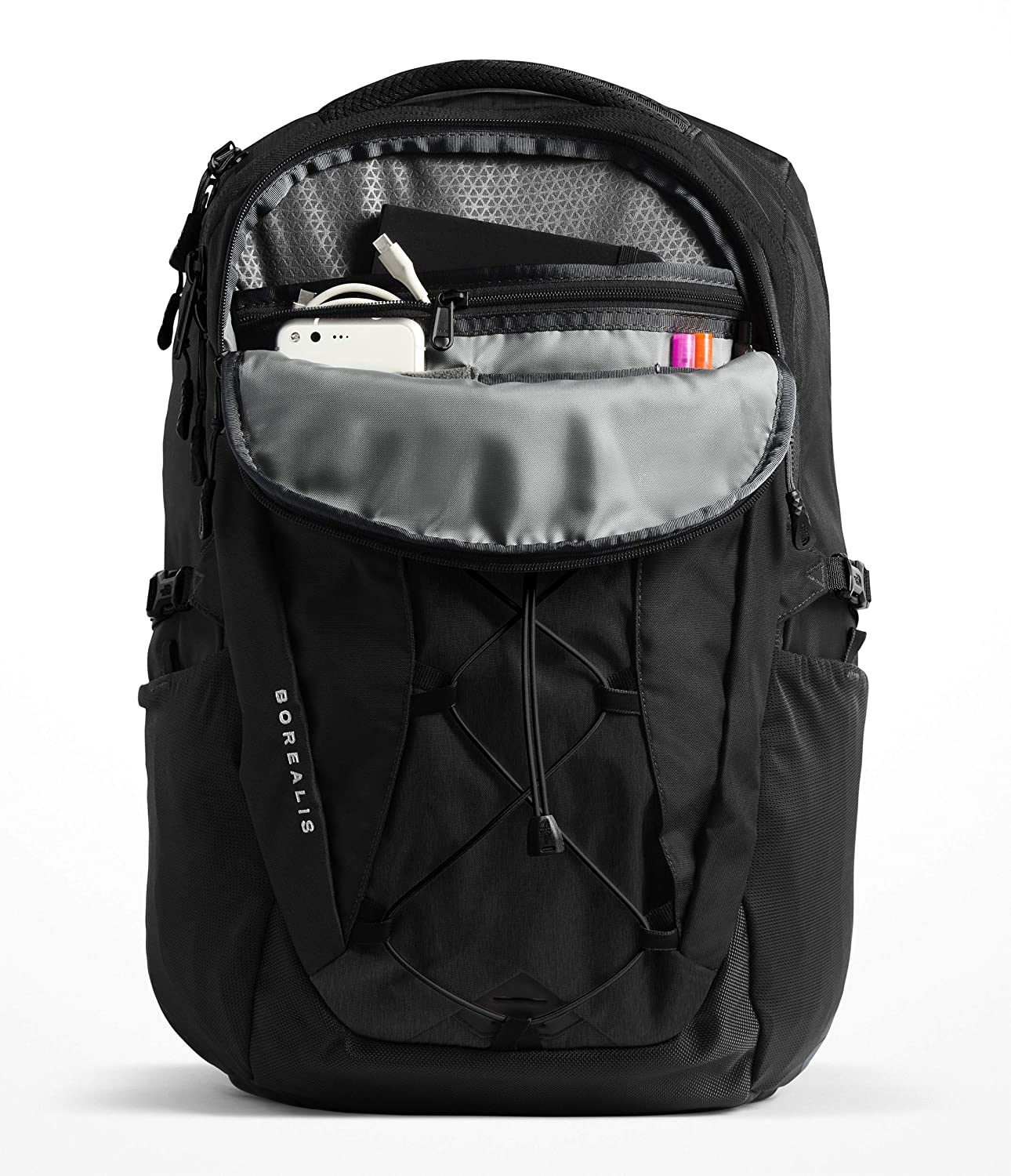 luxury fashion ever popular classic styles The North Face Women's Borealis Backpack, Tnf Black 2