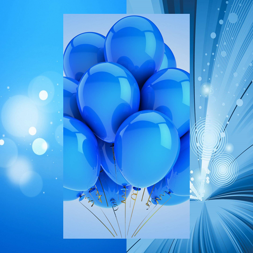 Blue Wallpaper Amazones Appstore Para Android