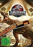 Jurassic Park 4-Movie-Collection [4 DVDs]