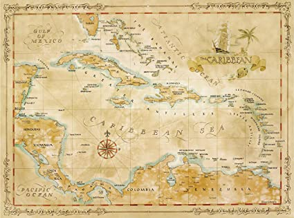 Caribbean Map on map of haiti, map of bermuda, map of cuba, map of the northern hemisphere, map of the americas, map of the mediterranean, map of dominican republic, map of grenada, map of the world, map of the virgin islands, map of kenya, map of mexico, map of florida, map of belize, map of europe, map of panama, map of jamaica, map of the hawaii islands, map of puerto rico, map of the bahamas islands,