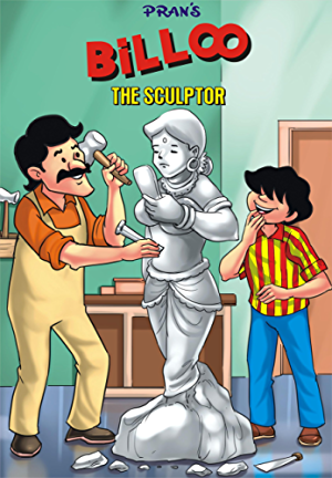 BILLOO AND THE SCULPTURE: BILLOO COMICS