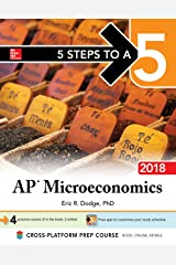 5 Steps to a 5: AP Microeconomics 2018, Edition Kindle Edition