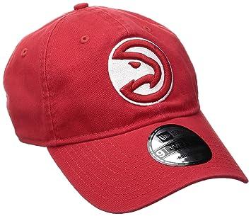 73a30fbccd8 NBA Atlanta Hawks Adult Men NBA Core Classic 9Twenty Adjustable Cap ...