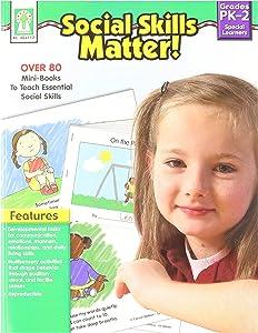 Social Skills Matter! Resource Book Grades PK - 2