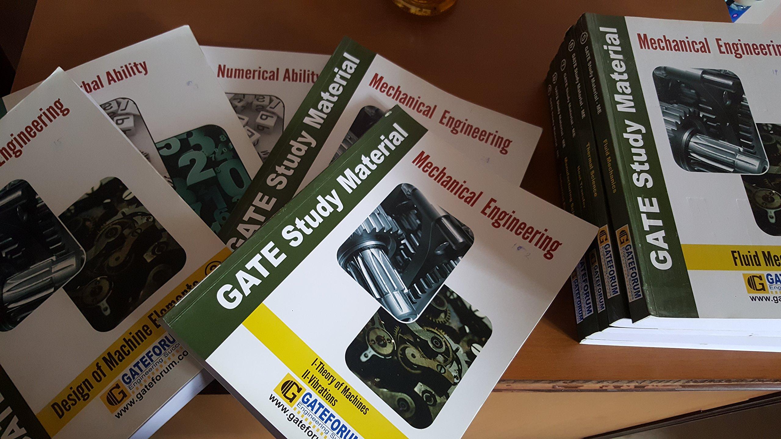 Amazon in: Buy Gateforum academy Gate Study material mechanical