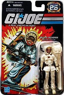 "GI Joe SNOW JOB 3.75/"" Figure Arctic Ambush Snow Trooper 50th Anniversary"