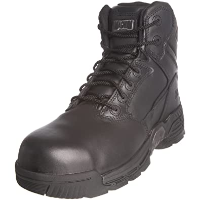 51ba6fa886a Magnum Stealth Force 6.0 CT CP, Unisex Adults' Src Safety Boots, Black (