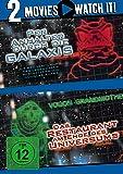 Per Anhalter durch die Galaxis / Das Restaurant am Ende des Universums [2 DVDs]