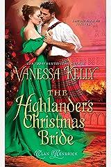 The Highlander's Christmas Bride (Clan Kendrick Book 2) Kindle Edition