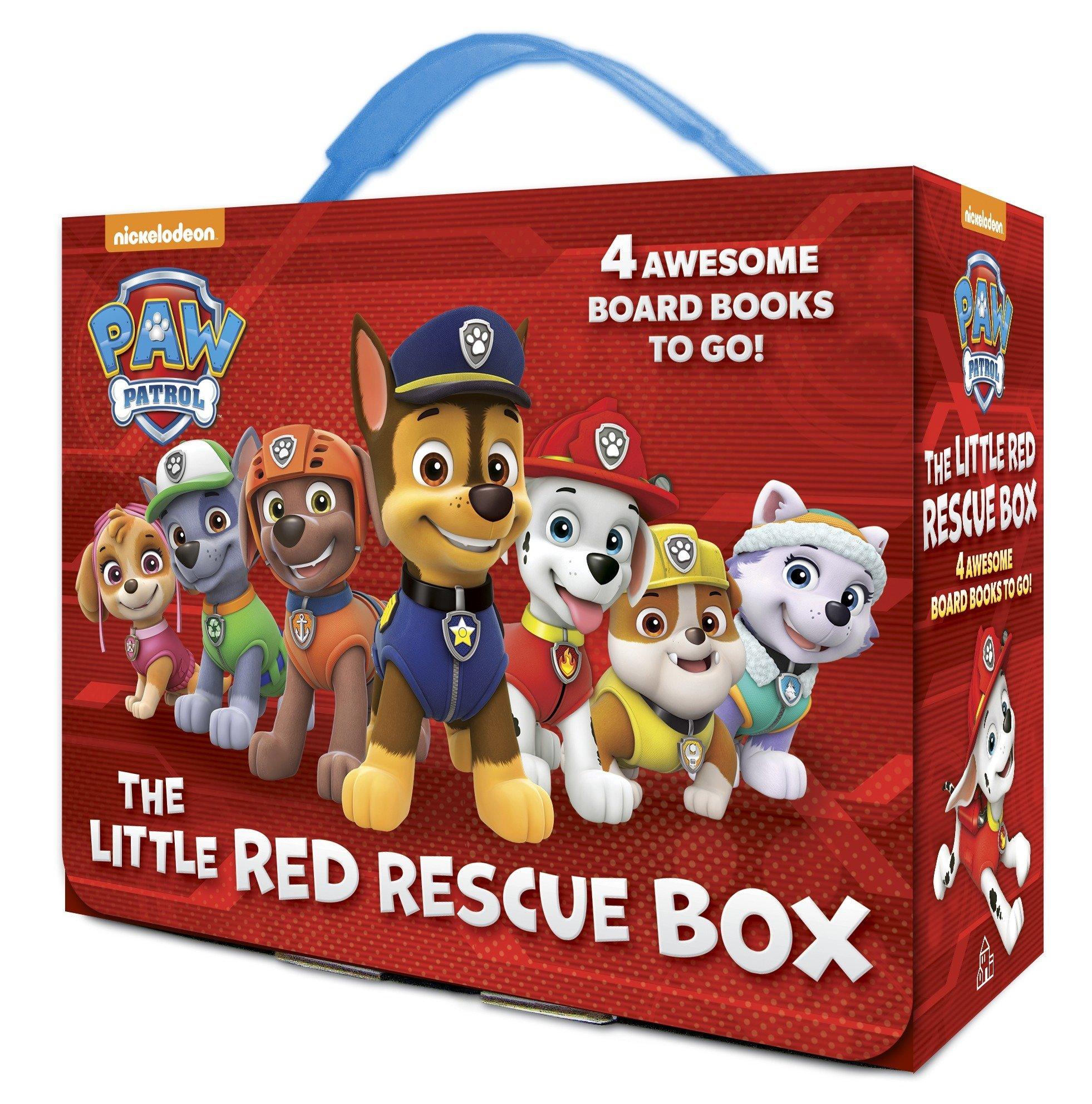 The Little Red Rescue Box (PAW Patrol) pdf epub