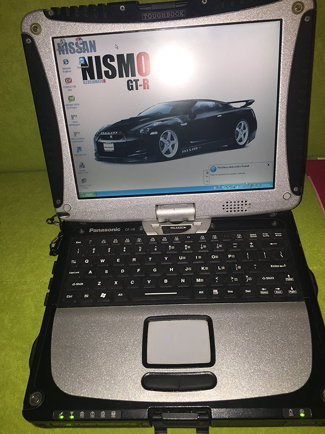 Nissan Consult III PLUS with A SPX J2534 VCI: Amazon co uk