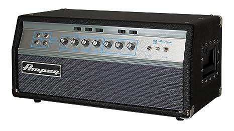Ampeg SVTVR Classic Series Vintage Reissue Tube Bass Amplifier Head, 300  Watt