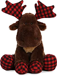 Aurora World Lumberjack Moose
