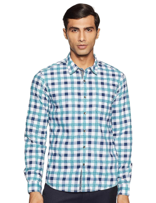 Pepe Jeans Men's Regular Fit Casual Shirt