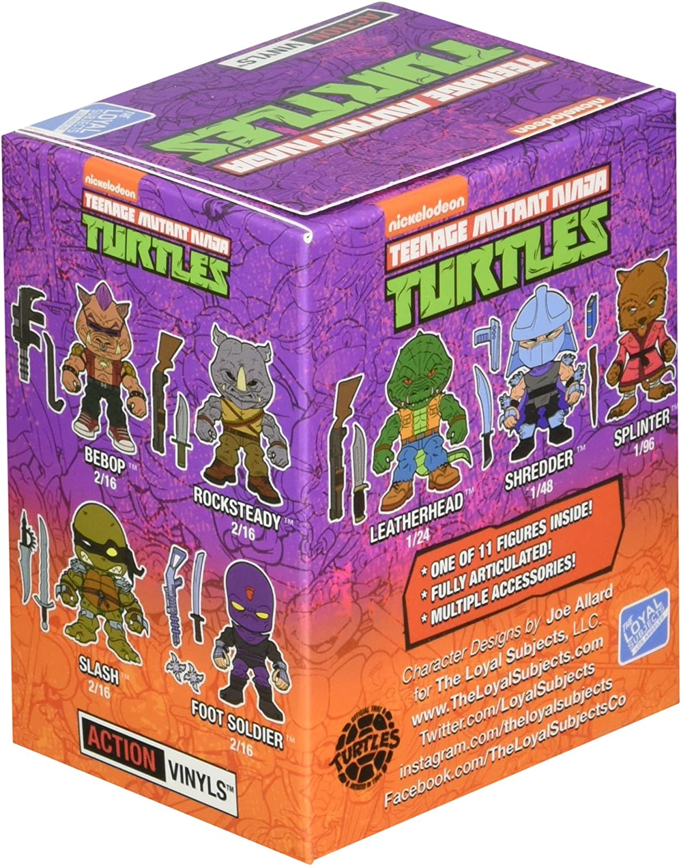 Amazon.com: El Fiel temas caja de estor de teenage mutant ...