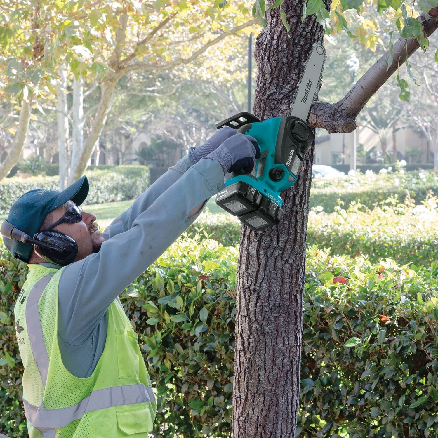 Makita XCU02PT1 Chainsaws product image 8