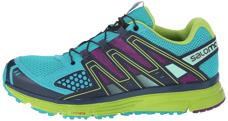 Salomon Womens X-Mission 3W Trail Running Shoe Runner X-MISSION 3 W-W