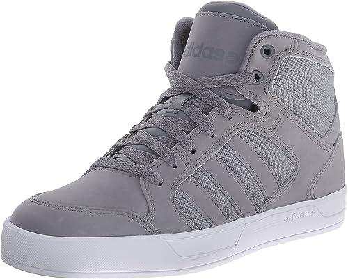 adidas Neo NEO BEQT MID Weiss Lila Damen Sneakers Schuhe Neu