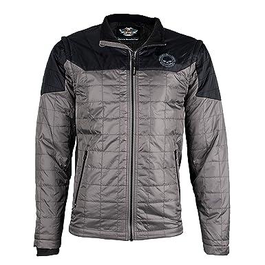 Harley Davidson Men S Convertible Packable Mid Layer Jacket 98582