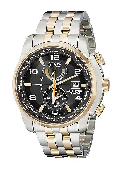 Citizen AT9016-56H - Reloj para Hombres, Correa de Acero Inoxidable: Amazon.es: Relojes
