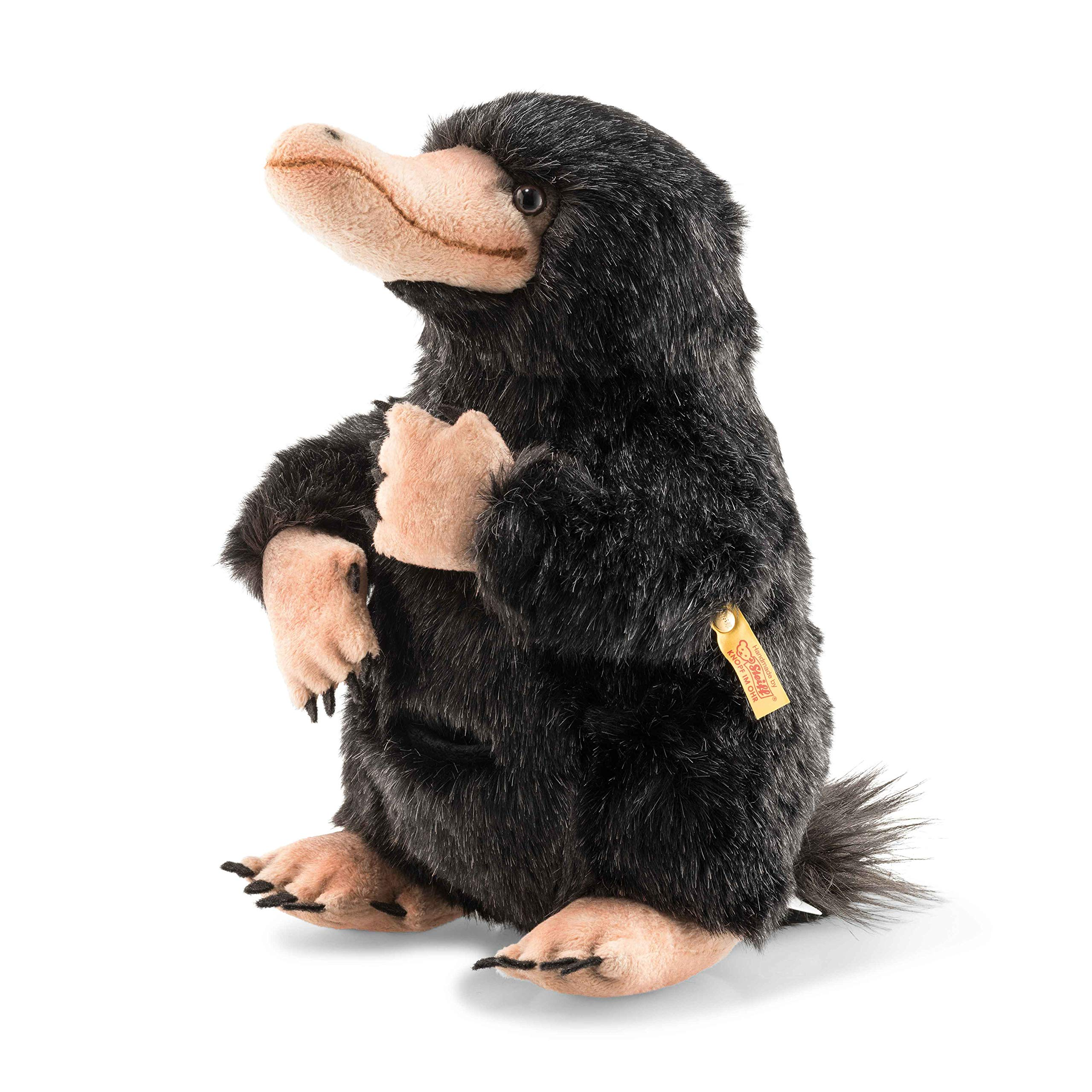 Steiff Fantastic Beasts - Niffler Toy, Black by Steiff