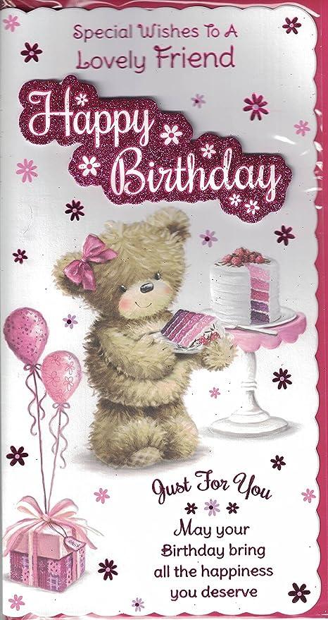 Amicadi Auguri Di Compleanno A Un Amico Speciale Happy Birthday