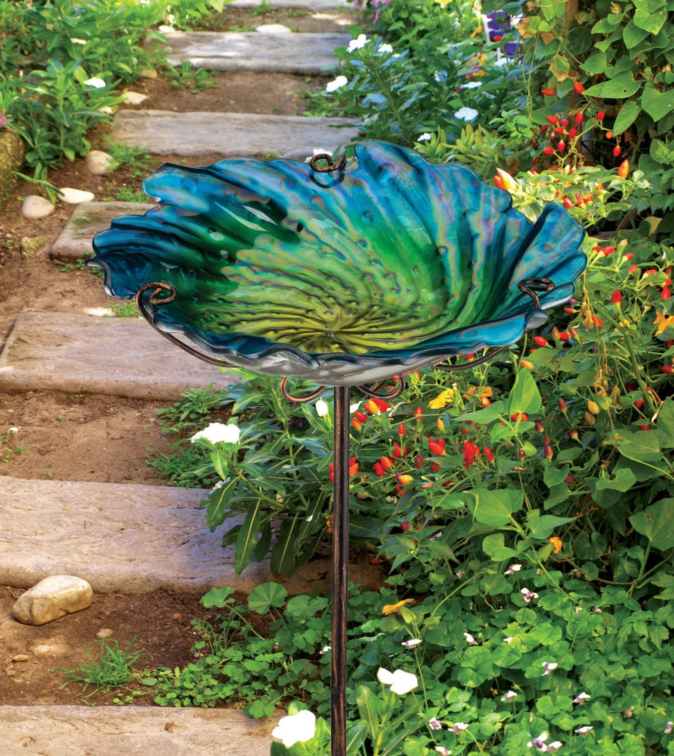 Regal Art and Gift Stoked Bird Bath