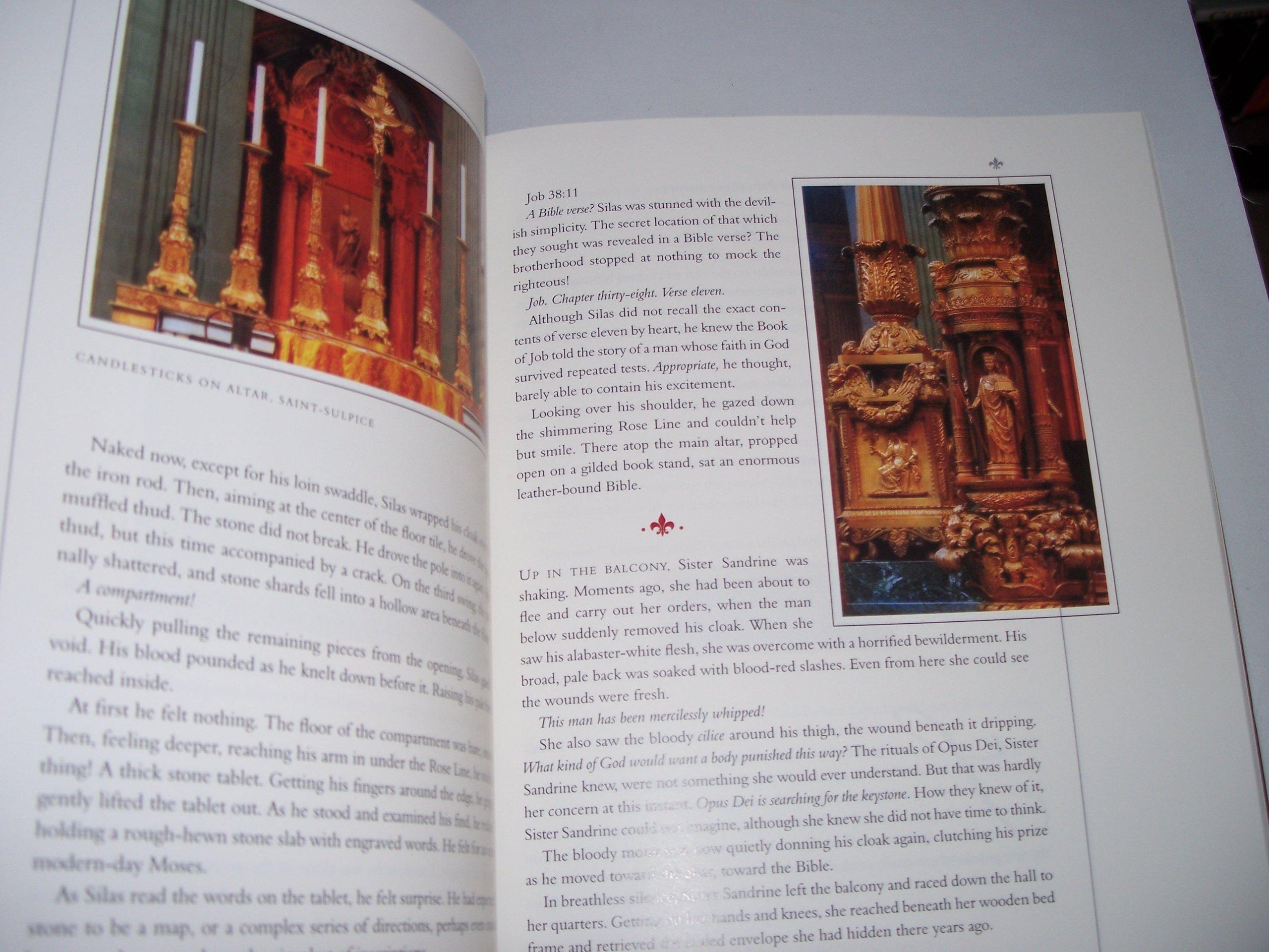 The Da Vinci Code Special Large Illustrated Edition Dan Brown