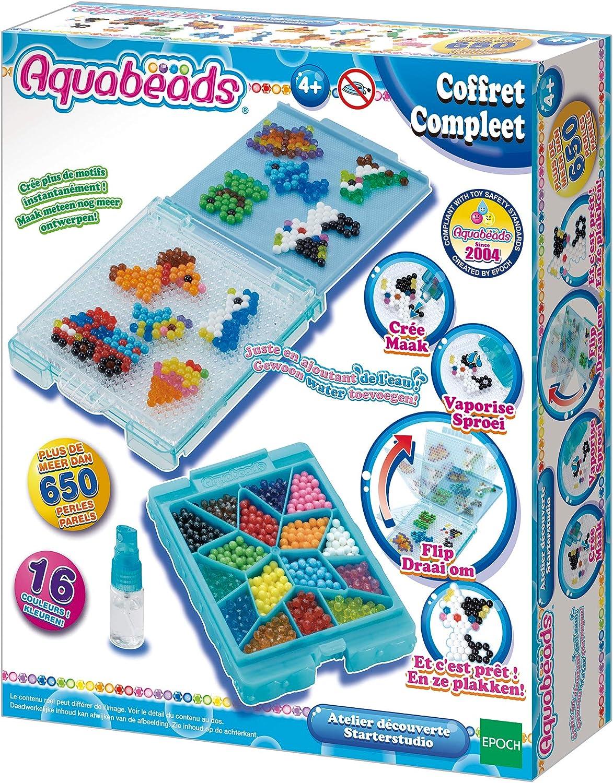 Aquabeads 31390 - Taller Descubrimiento: Amazon.es: Juguetes y juegos