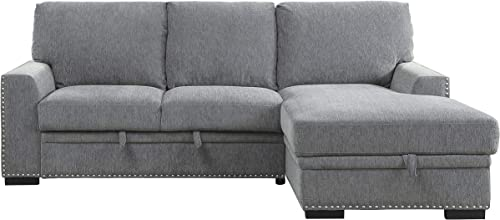 Lexicon Winona Right Side Chaise Sectional Sofa