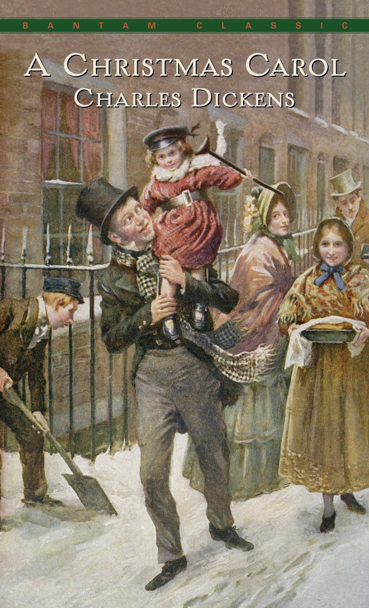 Image result for a christmas carol charles dickens book cover