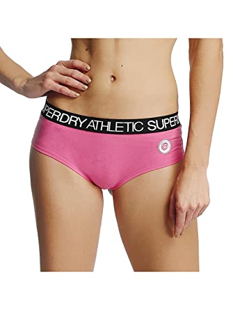 purchase cheap 4e45a 6acff Superdry Damen Wäsche/Bademode/Unterwäsche Athletic Boxer ...
