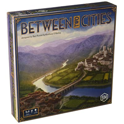 Stonemaier Games Between Two Cities Board Game: Toys & Games