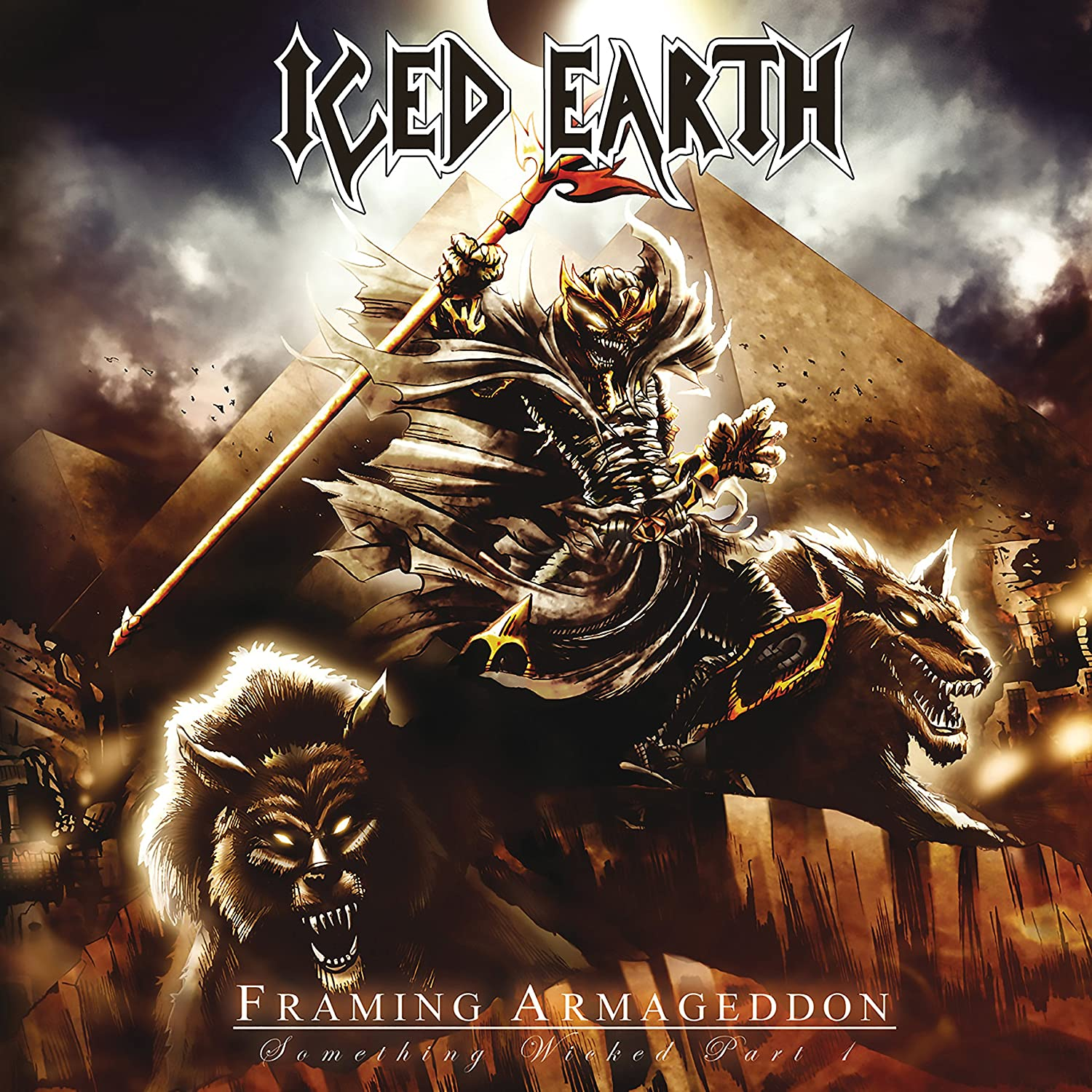 Framing Armageddon (Something Wicked Part I) - Iced Earth: Amazon.de ...