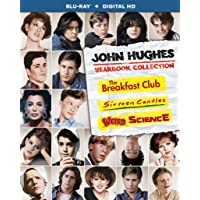 John Hughes Yearbook Collection [Blu-ray + Digital]