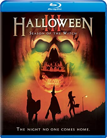 Amazon.com: Halloween III: Season of the Witch [Blu-ray]: Tom ...