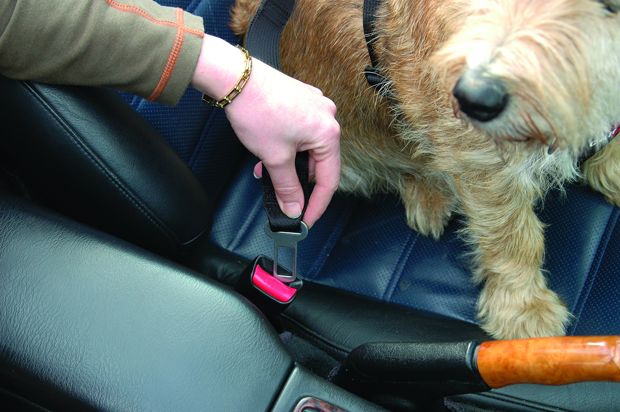 The Company of Animals - CLIX CARSAFE Dog Harness - Multi-Purpose Car Seat Belt and Walking Harness - Easy, Adjustable, Secure and Safe - X-Small by The Company of Animals (Image #4)