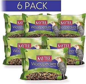 Kaytee 100541001 Woodpecker Cake, None