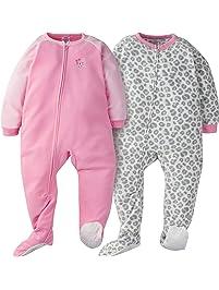 4ad82300e237 Girl s Blanket Sleepers