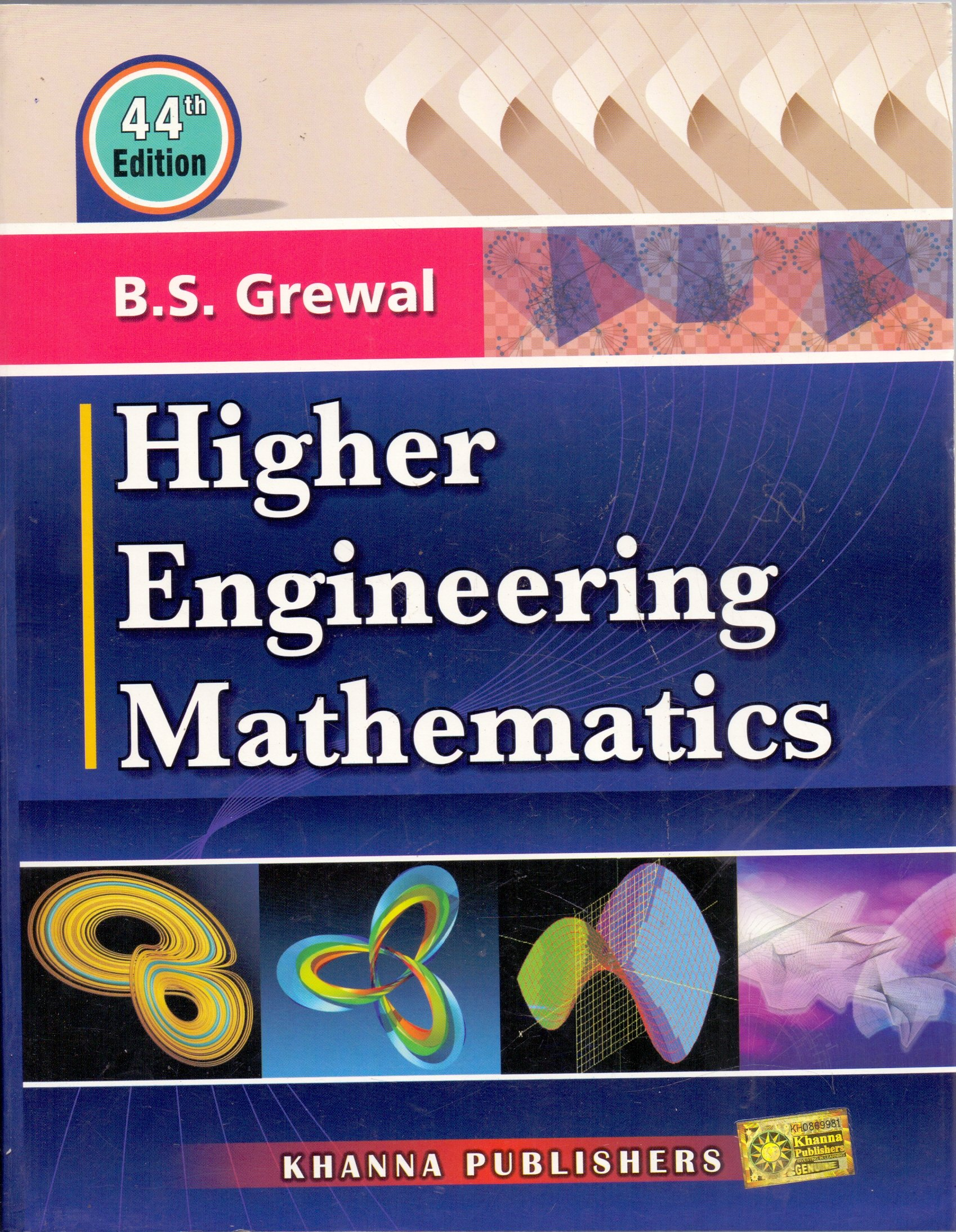 Buy Higher Engineering Mathematics Book Online at Low Prices in ...