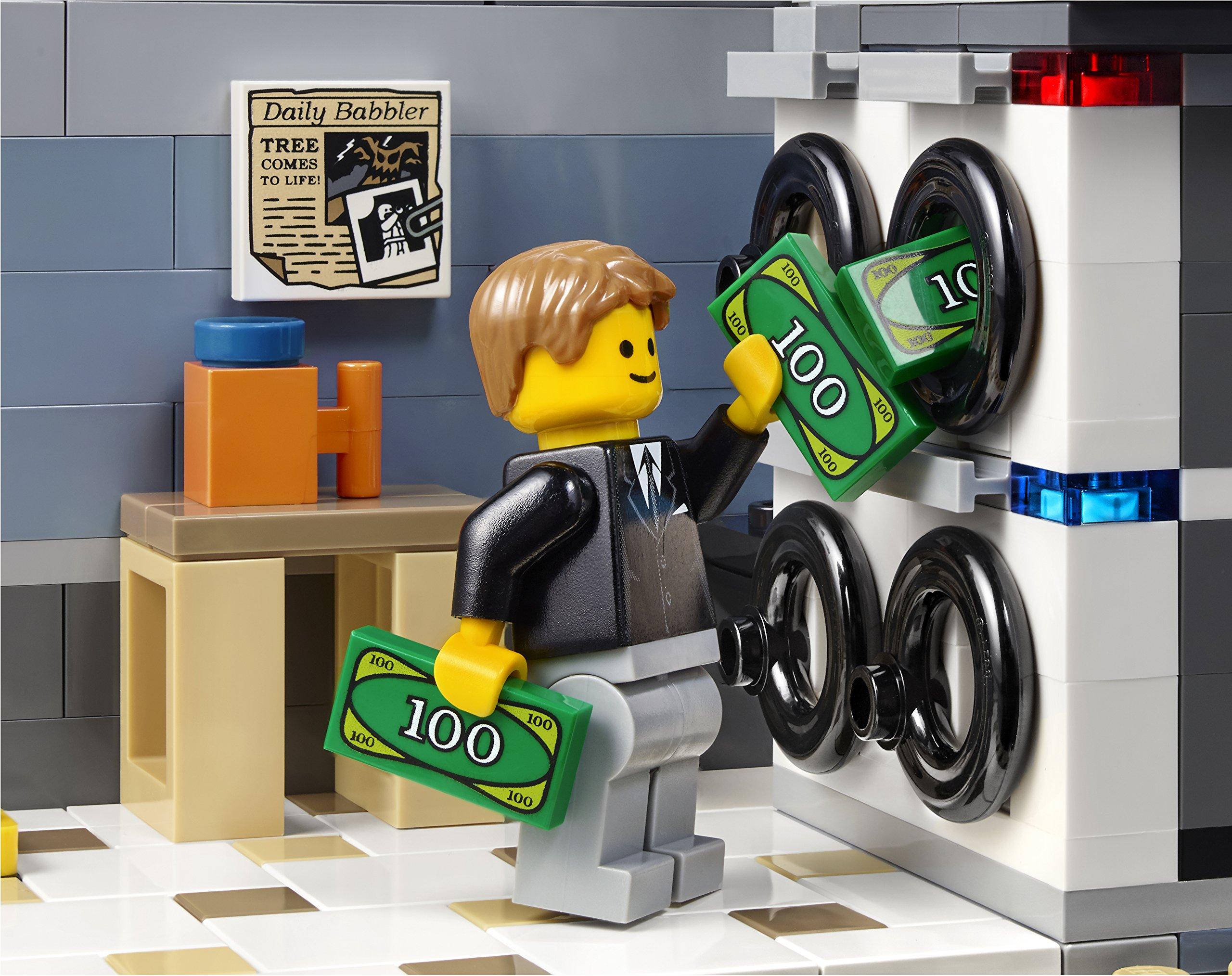 LEGO Creator Expert Brick Bank 10251 Construction Set by LEGO (Image #8)