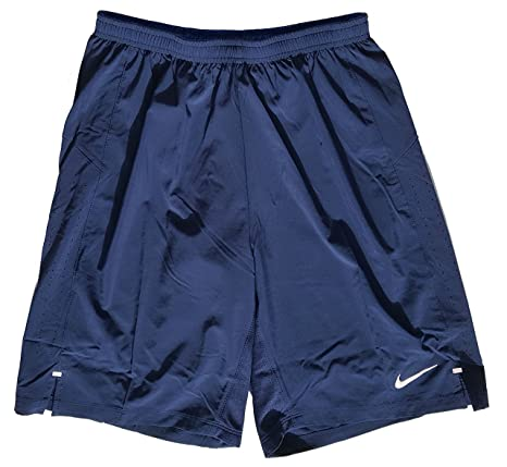 e7b055cd48b Image Unavailable. Image not available for. Color  NIKE Men s 9 quot   Phenom 2 in 1 Running Shorts ...