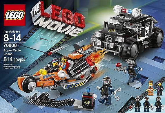 70808 SUPER CYCLE CHASE lego NEW movie SEALED misb legos set wyldstyle emmet