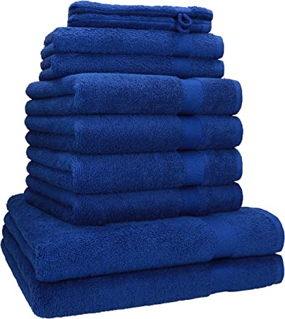 8er Set Gästetücher Handtücher Duschtücher Badetücher Frottee 100/% Baumwolle
