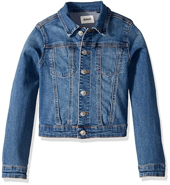 Amazon.com: Hudson - Chaqueta para niña: Clothing