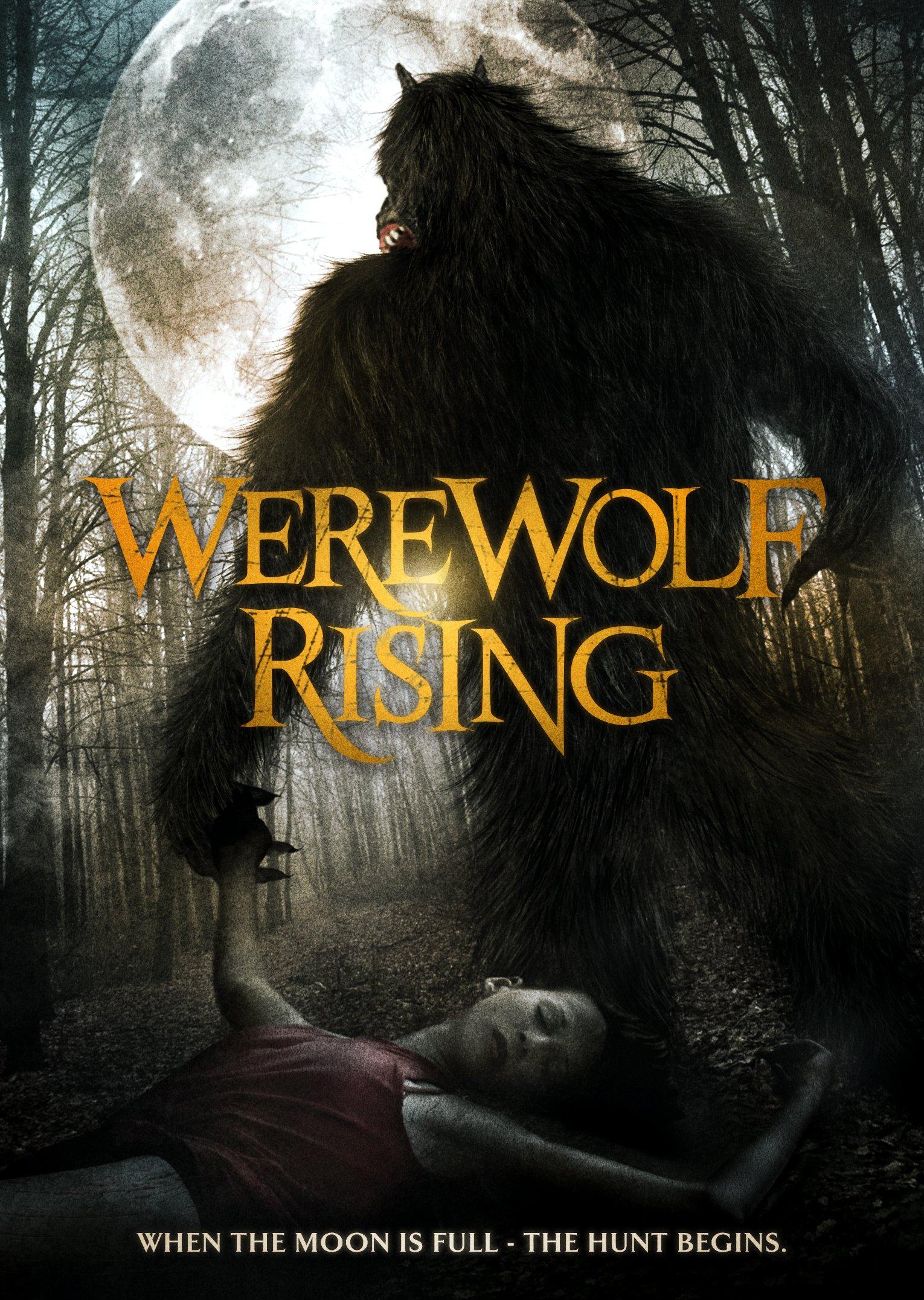 DVD : Werewolf Rising (DVD)